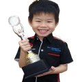 FIGURINE TROPHY