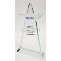 Crystal Award Plaque Finishing/Crystal Plak