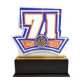 Customade Acrylic Trophy