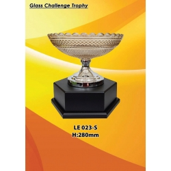 Crystal Glass Challenge Trophy
