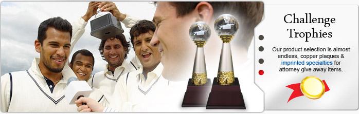 Trophy - Challenge Trophy